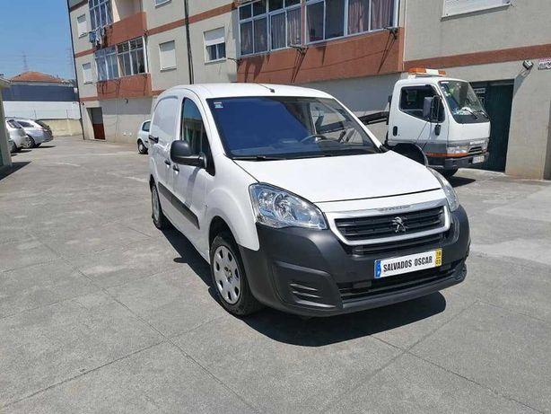Peugeot Partner 1.6 BlueHdi 3-Lugares