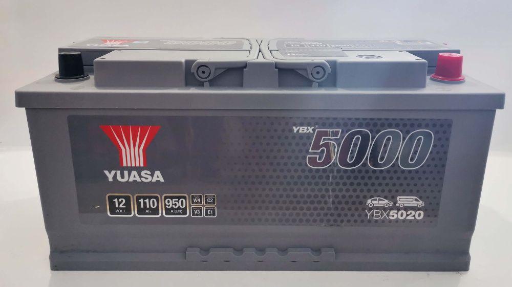 Akumulator YUASA YBX5020 Promocja ! 110Ah 900A
