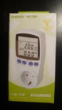 Miernik zużycia energii i kosztów