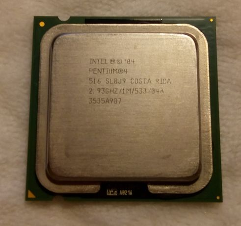Procesor Intel Pentium 4 (2,19 GHZ)