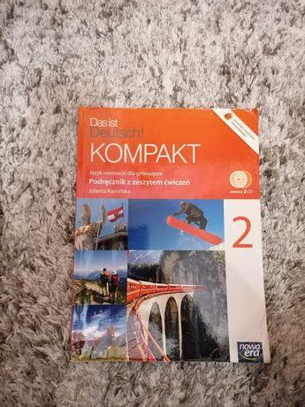 Das is Deutsch Kompakt podręcznik do niemieckiego 2