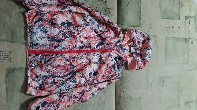 Куртка для девочки. Куртка весна осень, куртка ветровка