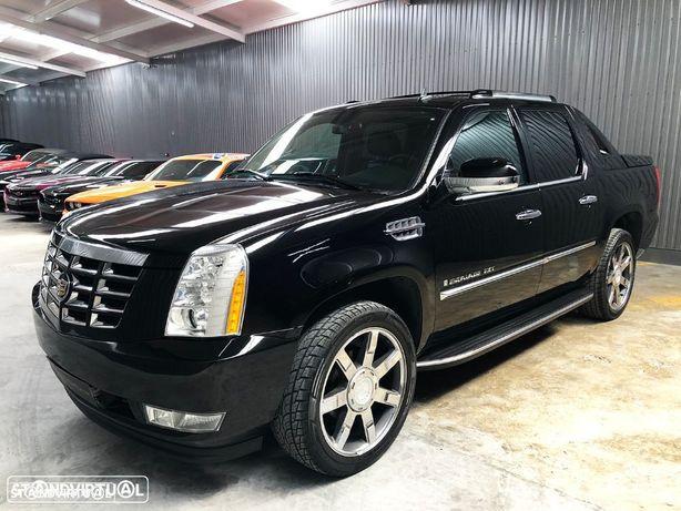 Cadillac Escalade EXT 6.2 V8