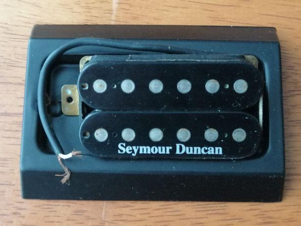 Przystawka humbucker Seymour Duncan był w 35 letnim ibanezie