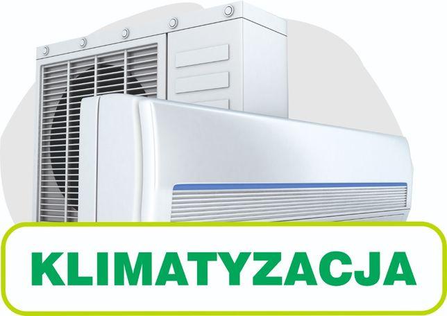 klimatyzacja montaż, sprzedaż, serwis