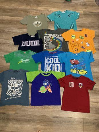 Продам коллекцио футболок 6-7-8 лет