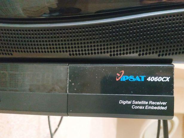 Супутниковий ресівер,  IP SAT 4060 CX,