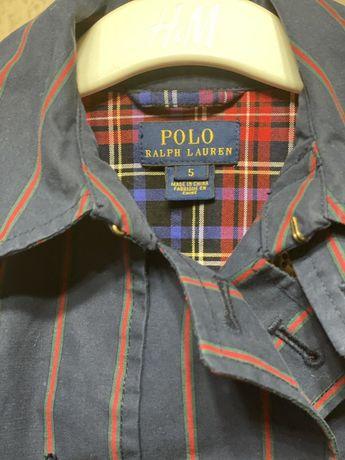 Plaszczyk Polo Ralph Lauren 5-6 lat