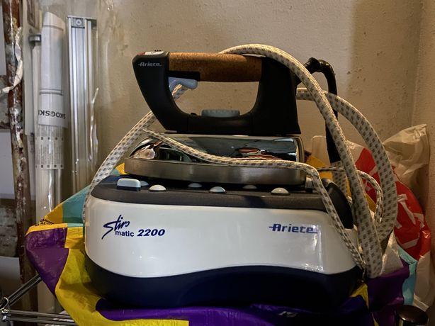 Ferro engomar com caldeira Ariete Stiromaric 2200