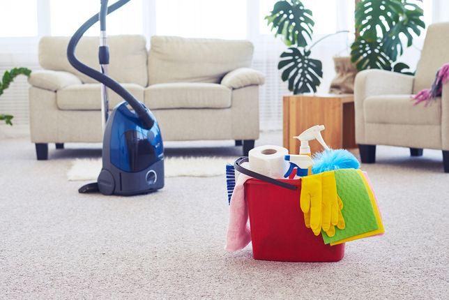Sprzątanie pokoi mieszkań apartamentów , po remontach