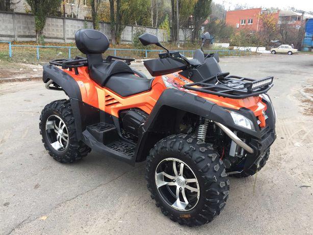 Квавроцикл ATV CF Moto X8 Terralander 3000 км