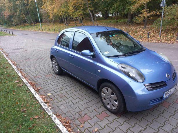 Sprzedam Nissan Micra K12-Pierwszy właściciel w Polsce