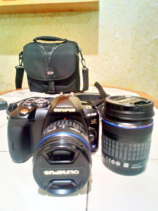 Фотоаппарат ОЛИМПУС Е 510 Хмельницкий - изображение 1