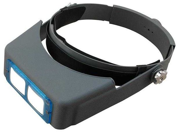 Бинокулярные очки MG81007-B со стеклянными линзами (бинокуляры)