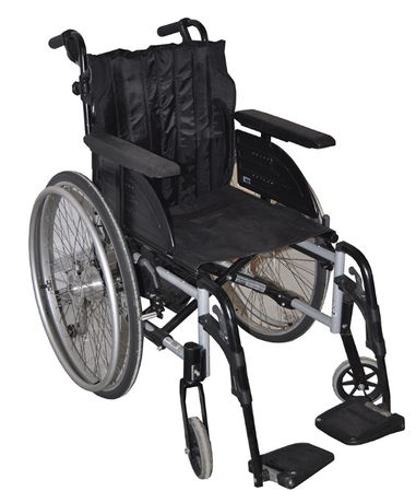 Wózek INWALIDZKI Ortopedyczny składany dla chorego