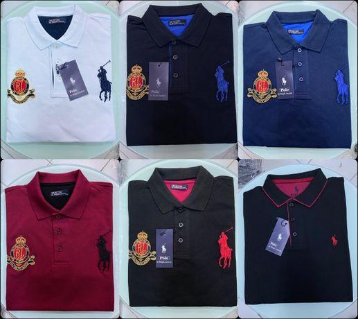Koszulka męska Polo Ralph Lauren Premium