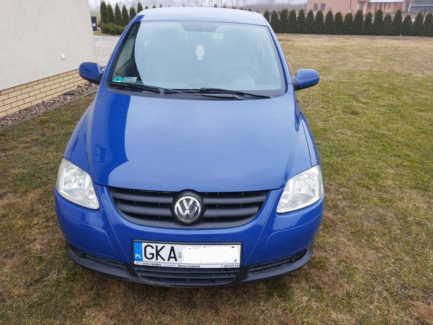 VW Fox 1.2 benzyna