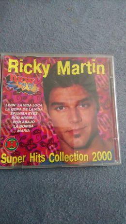 Ricky Martin  2000r cd