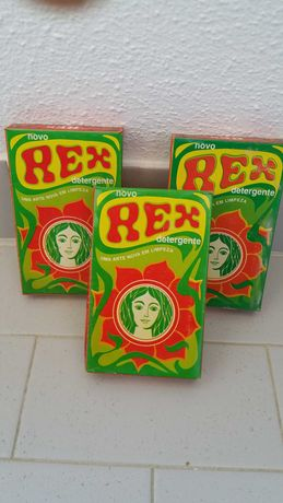 Detergente REX para lavagem de diversos pavimentos (30 pacotes).