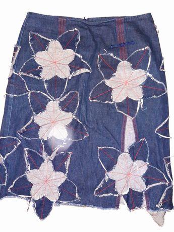 Spodnica jeansowa rozm. M