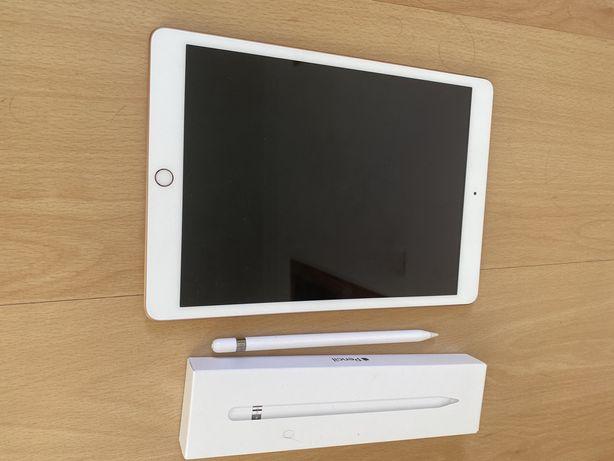 """Ipad 8ªgeração 10.2"""" 32GB+Apple pencil 1ª geração 380€ Conjunto"""