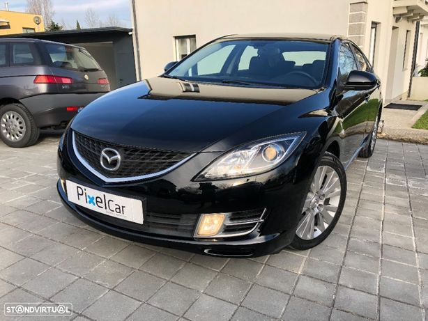 Mazda 6 MZR-CD 2.0 SPORT (Nacional)