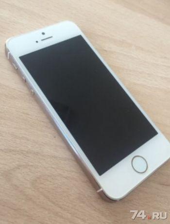 Продам Айфон 5 + 4 чехла в пдарок