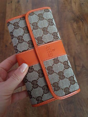 Nowy portfel Gucci gg