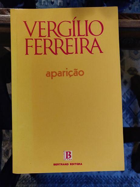Livro Aparição de Vergílio Ferreira