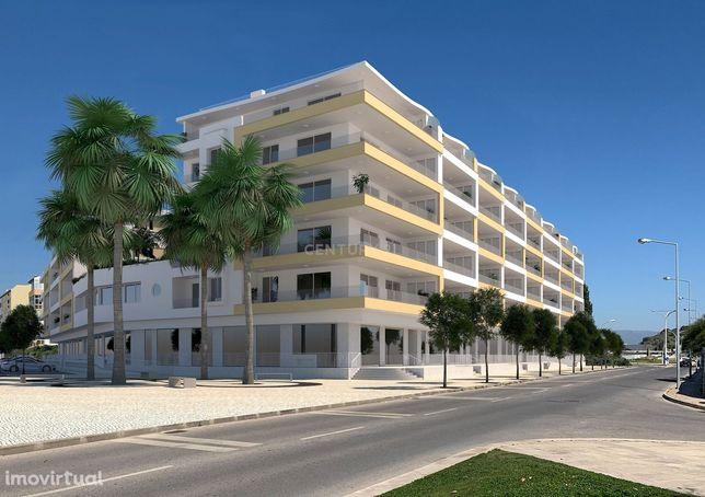 Apartamento T2 em condomínio de luxo com vista para a Marina de Lagos