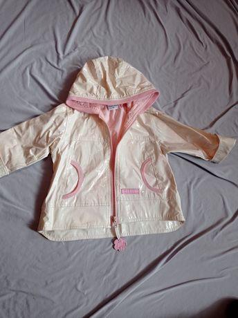Куртка плащь дождевик для девочки