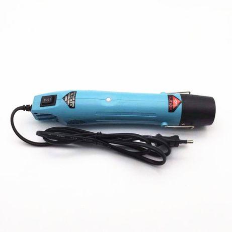 Фен технический 300 Вт 4 режима для термоусадки, эмбоссинга