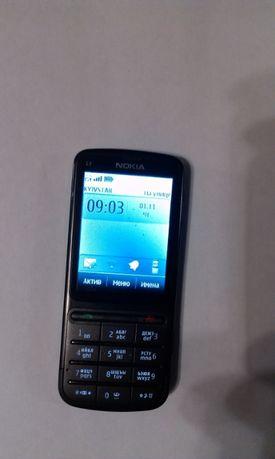Стильный телефон NOKIA C3-01.5 в идеальном состоянии