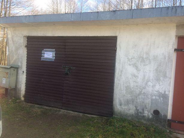 sprzedam garaż w Bobolicach 24m2