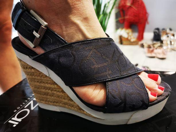 Espadryle calvin klein jeans rozm 36