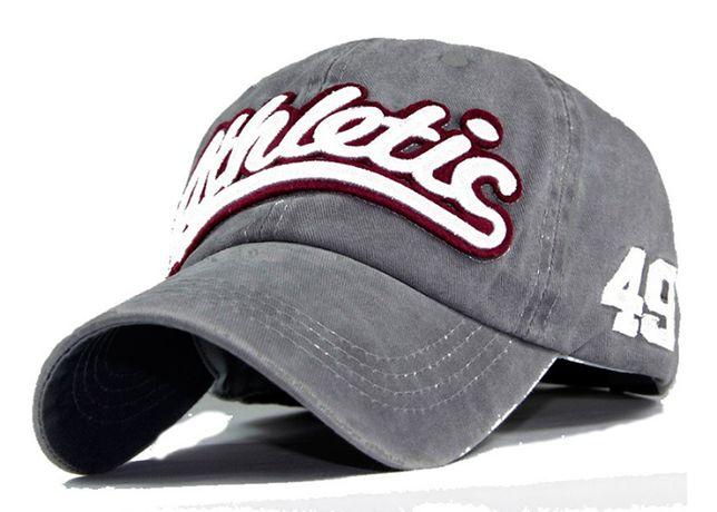 Качественная кепка-бейсболка Athletic.