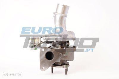 Turbo Reconstruido Mitsubishi Carisma 2001 1.9 DID F9Q2 115cv - 708639-2 GT1749V