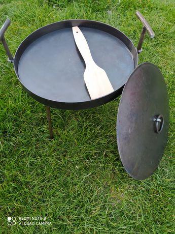 Сковорода 40см из диска борон.сковородка.пательня.сковорідка.мангал.