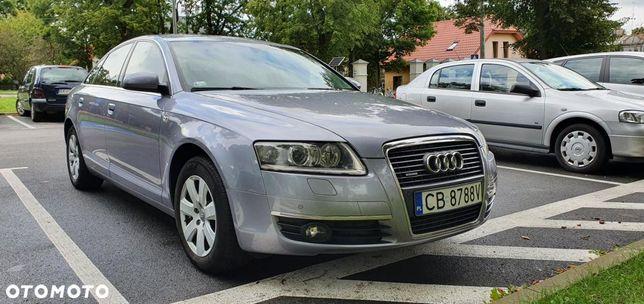 Audi A6 Auto z polskiego salonu, pierwszy właściciel.