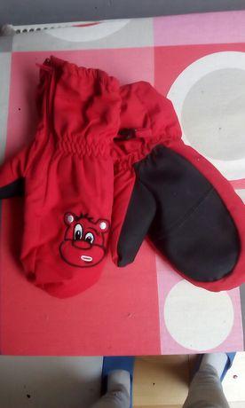 Rękawiczki dziecięce brugi