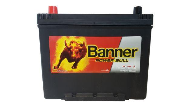 Akumulator Banner 70Ah/600A Jap L+ POWYSTAWOWY