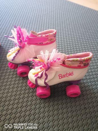 Patins da Barbie oficial