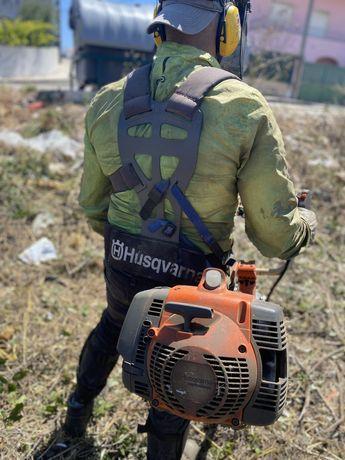 Limpeza Terrenos e desmatização