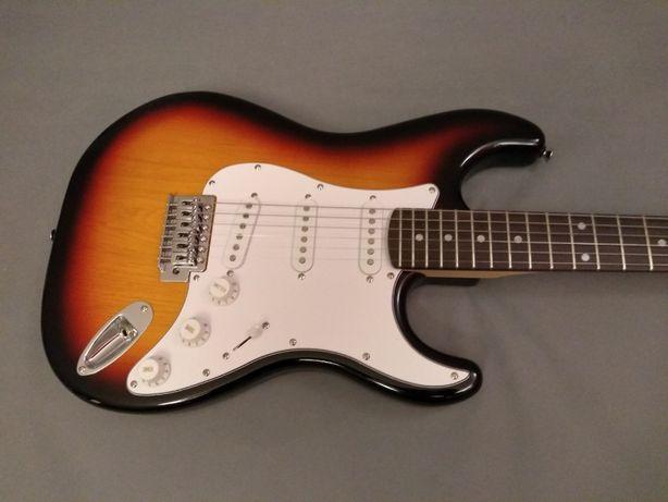PRZECENA!!! Stratocaster Harley Benton ST-20 SB-gitara elektryczna.