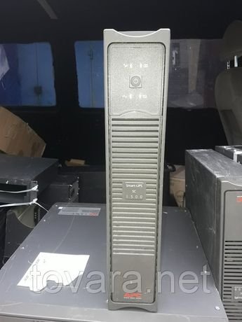 ИБП APC Smart-UPS 1500VA SC1500I Rack Mount 2U, защита телефонной лини