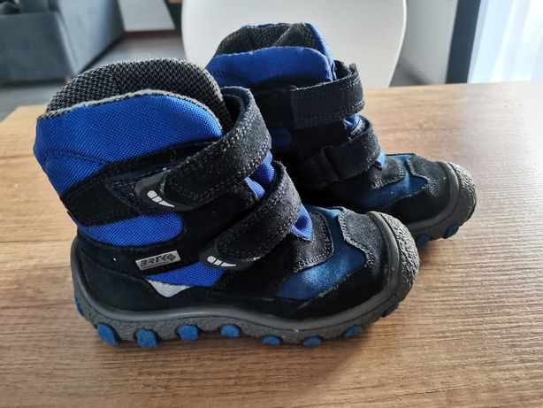 Buty zimowe Bartek dla chłopca r 25