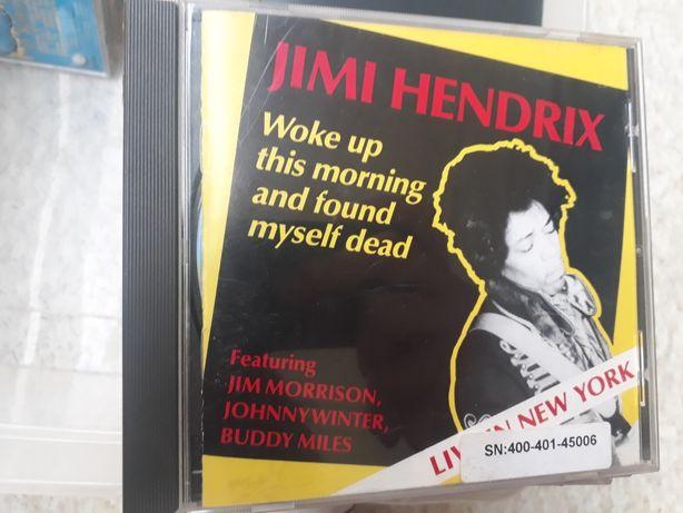 Jimi Hendrix Live In New York