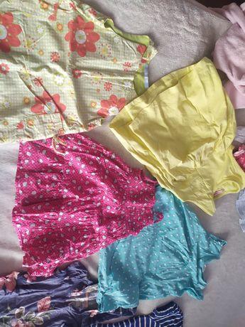 10 pak sukienek letnich dla dziewczynki