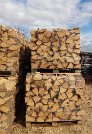Drewno kominkowe Dąb