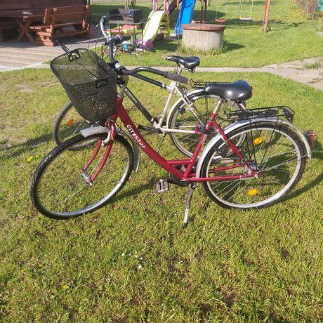 Sprzedam rowery uzywane